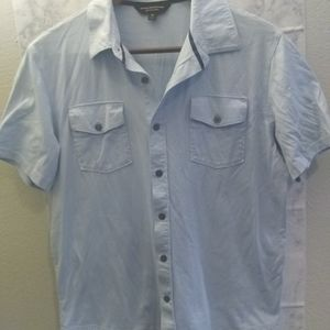 Express design studio men's shirt